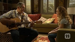 Karl Kennedy, Holly Hoyland in Neighbours Episode 6895