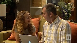 Holly Hoyland, Karl Kennedy in Neighbours Episode 6896