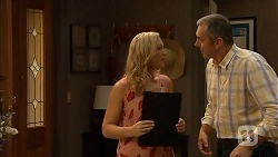 Georgia Brooks, Karl Kennedy in Neighbours Episode 6896