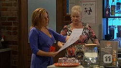 Terese Willis, Sheila Canning in Neighbours Episode 6896
