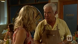 Georgia Brooks, Lou Carpenter in Neighbours Episode 6896