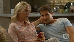 Lauren Turner, Matt Turner in Neighbours Episode 6896