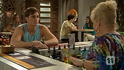 Kyle Canning, Sheila Canning in Neighbours Episode 6897
