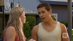 Amber Turner, Josh Willis in Neighbours Episode 6897