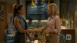 Paige Novak, Lauren Turner in Neighbours Episode 6897