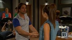 Brad Willis, Paige Novak in Neighbours Episode 6898