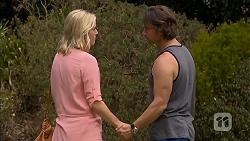 Lauren Turner, Brad Willis in Neighbours Episode 6898