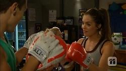 Josh Willis, Paige Novak in Neighbours Episode 6898