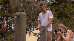 Daniel Robinson, Amber Turner in Neighbours Episode 6898