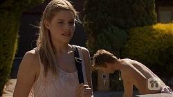 Amber Turner, Daniel Robinson in Neighbours Episode 6898