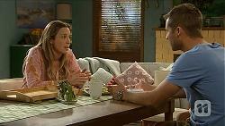 Sonya Rebecchi, Mark Brennan in Neighbours Episode 6899