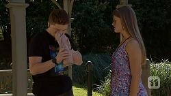 Callum Rebecchi, Josie Lamb in Neighbours Episode 6899