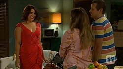 Naomi Canning, Sonya Mitchell, Toadie Rebecchi in Neighbours Episode 6899