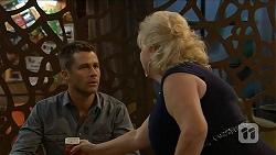 Mark Brennan, Sheila Canning in Neighbours Episode 6899