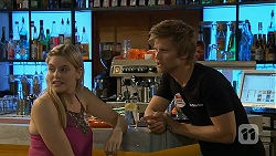 Amber Turner, Daniel Robinson in Neighbours Episode 6899