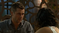 Mark Brennan, Imogen Willis in Neighbours Episode 6899