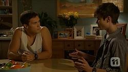 Josh Willis, Bailey Turner in Neighbours Episode 6899