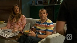 Sonya Mitchell, Toadie Rebecchi in Neighbours Episode 6899