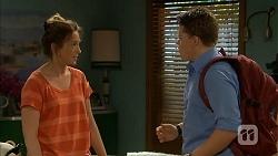 Sonya Mitchell, Callum Jones in Neighbours Episode 6900