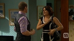 Toadie Rebecchi, Naomi Canning in Neighbours Episode 6900