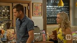 Mark Brennan, Georgia Brooks in Neighbours Episode 6900