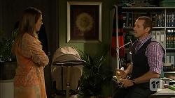Sonya Mitchell, Toadie Rebecchi in Neighbours Episode 6900