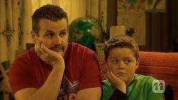 Toadie Rebecchi, Callum Jones in Neighbours Episode 6900