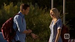 Josh Willis, Amber Turner in Neighbours Episode 6901