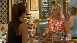 Paige Novak, Lauren Turner in Neighbours Episode 6901