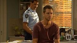Matt Turner, Mark Brennan in Neighbours Episode 6902