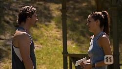 Brad Willis, Paige Novak in Neighbours Episode 6902