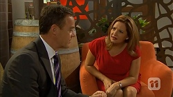 Paul Robinson, Terese Willis in Neighbours Episode 6902