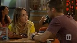 Sonya Rebecchi, Mark Brennan in Neighbours Episode 6902