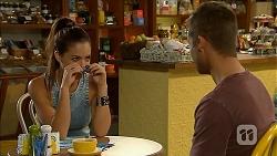 Paige Novak, Mark Brennan in Neighbours Episode 6902