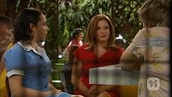Imogen Willis, Terese Willis, Daniel Robinson in Neighbours Episode 6903