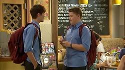 Bailey Turner, Callum Jones in Neighbours Episode 6903