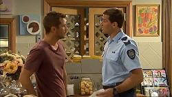 Mark Brennan, Matt Turner in Neighbours Episode 6903