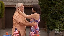 Lou Carpenter, Libby Kennedy in Neighbours Episode 6903