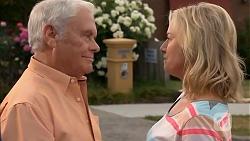 Lou Carpenter, Lauren Turner in Neighbours Episode 6903