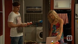 Kyle Canning, Georgia Brooks in Neighbours Episode 6904