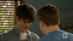 Bailey Turner, Callum Jones in Neighbours Episode 6904