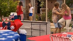 Daniel Robinson, Amber Turner in Neighbours Episode 6904
