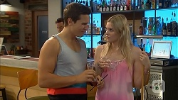 Josh Willis, Amber Turner in Neighbours Episode 6904