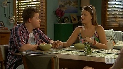 Callum Jones, Josie Lamb in Neighbours Episode 6904