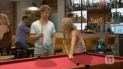 Daniel Robinson, Amber Turner in Neighbours Episode 6905