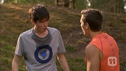 Bailey Turner, Josh Willis in Neighbours Episode 6905