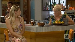 Amber Turner, Sheila Canning in Neighbours Episode 6905
