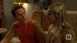 Josh Willis, Amber Turner in Neighbours Episode 6905