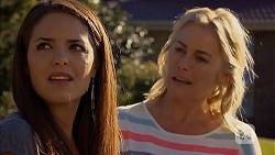 Paige Novak, Lauren Turner in Neighbours Episode 6906
