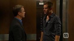 Paul Robinson, Mark Brennan in Neighbours Episode 6906